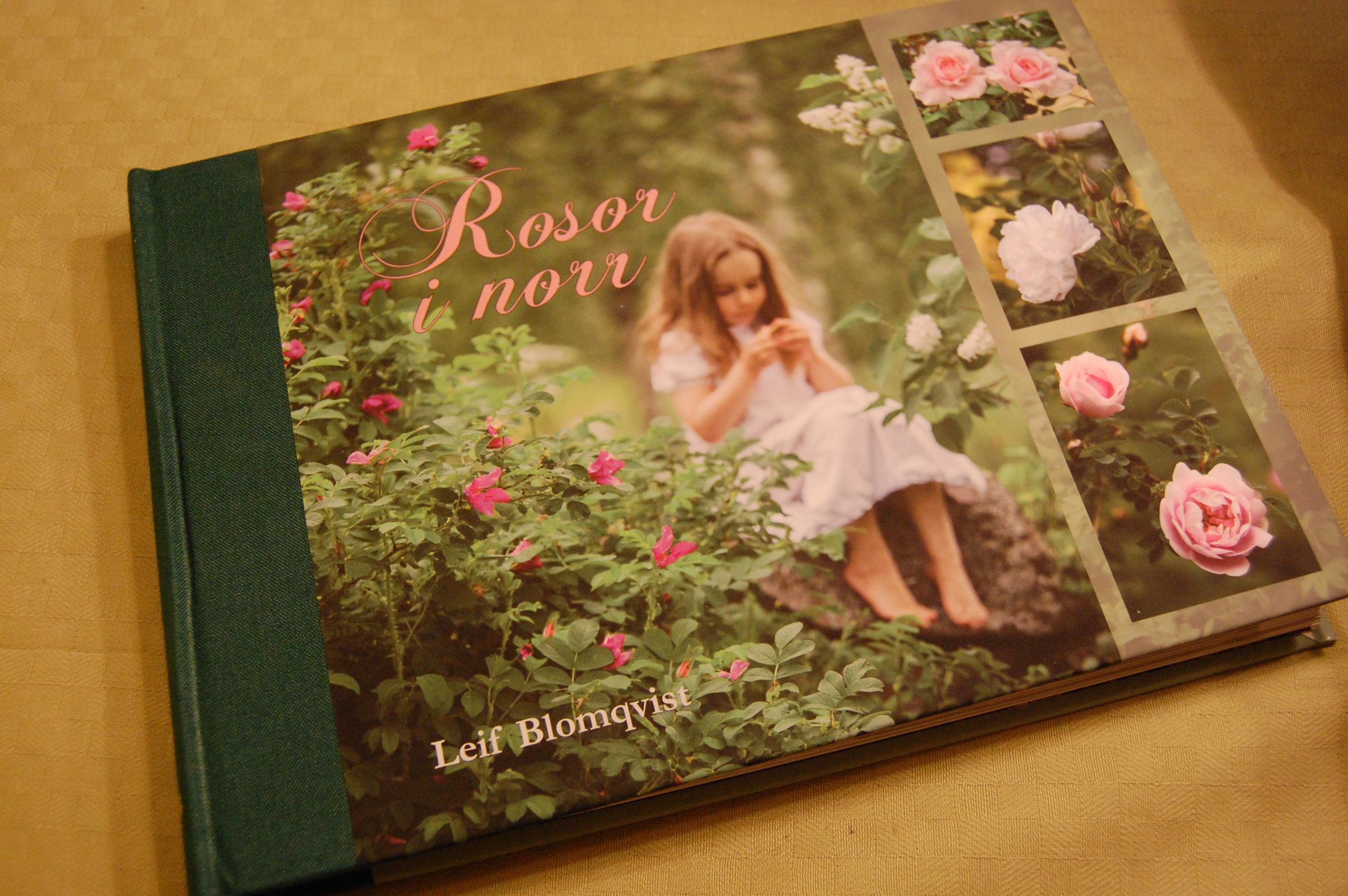 Boken Rosor i norr