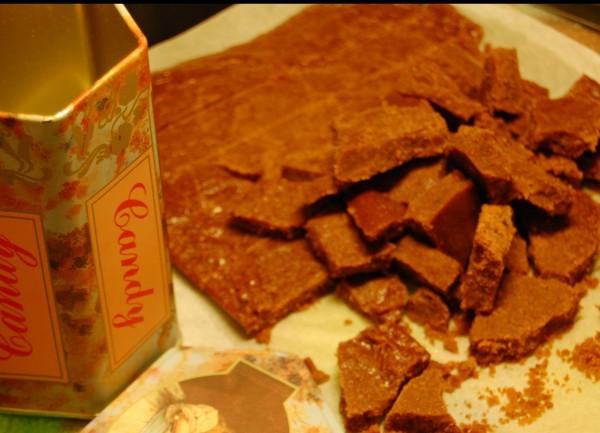 Ruts chokladkarameller
