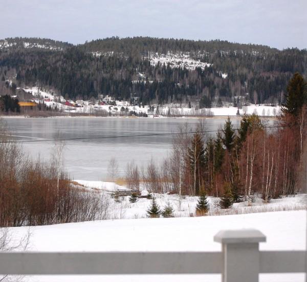 Vinterutsikt över Ullångersfjärden
