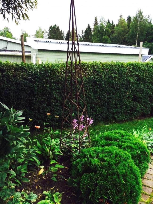 armeringsjärn till trädgården