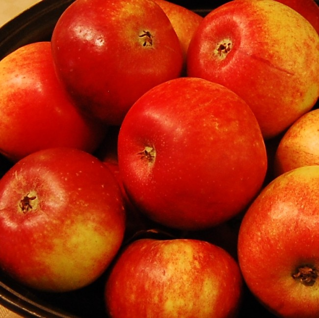 Svenska äpplen är bäst