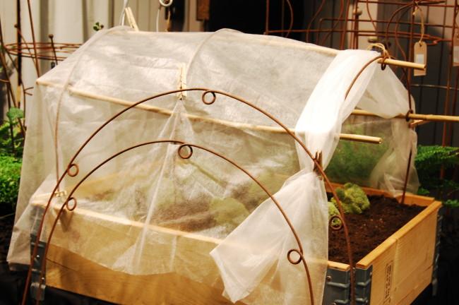 Bågar till odlingstunnel från EldGarden