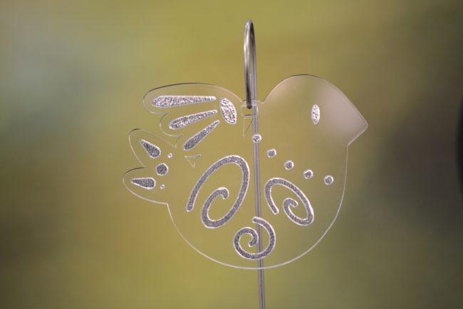 Fågelskrämma Sweet Signs