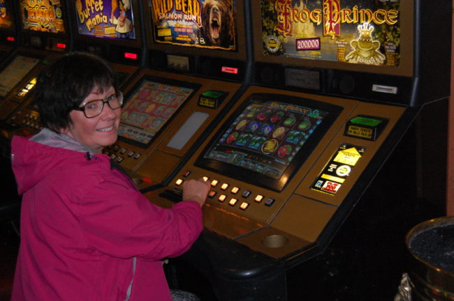 Spel och dobbel i Las Vegas